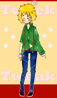 Tweek is all dressed up by TweekPark