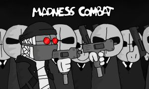 Madness Combat Fan Art by 9Andrew5
