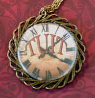 A Steampunk Round Tuit by cjgrand
