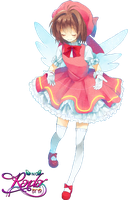 Card Captor Sakura -PNG Render- by xxxypdesignxxx