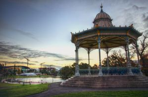 Adelaide Rotunda (HDR) by Aquilapse