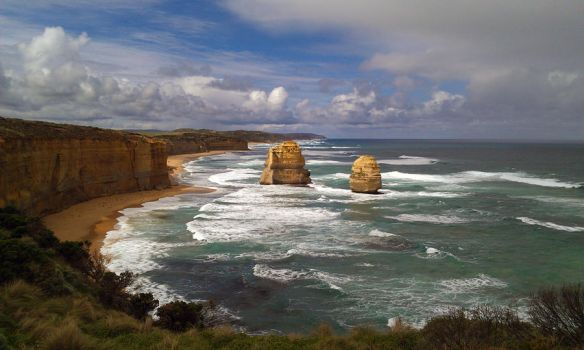 The Twelve Apostles II by AEast