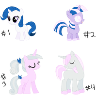 FancydeLis Adopts CLOSED by FinalSmashPony