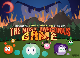 SC: Ch.15  - THE MOST DANGEROUS GAME by simpleCOMICS