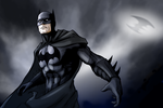 Batman by JarOfComics