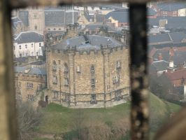 Durham Castle 02 by LithiumStock
