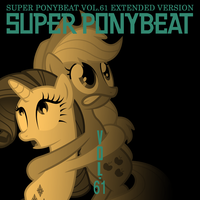 Super Ponybeat Vol. 061 Mock Cover by TheAuthorGl1m0