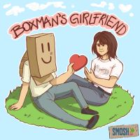 Smosh - Boxman's Girlfriend by VulpesLunaris