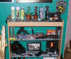 Resident Evil Props-Merch by RedDevil00