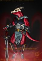 Warlord - FINAL by Jetyra-Luck
