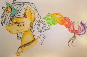 Contest entry #2: Gold dust by Cloudy-03