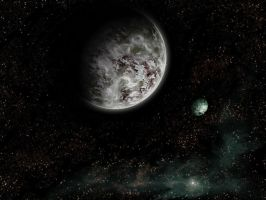 Planet 13 by SkyWookiee