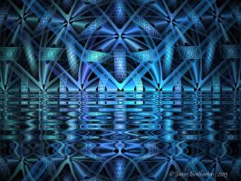 Blue Chamber by jim88bro