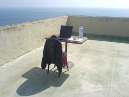 my workplace in malta by nesiCH