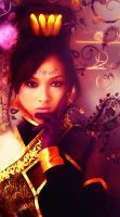 Firma Asian Clipping by ElXandresX