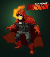 Reinvent - Red Dragon by DBed