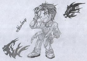 Bloody Roar Shenlong 2 by Brody2704