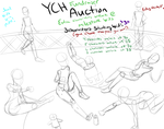 YCH Auction Fundraiser by TheOwlcan