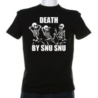 Death By Snu Snu Shirt motive (finish) by Grumbeerkopp