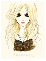 The Pretty Reckless by j-b0x