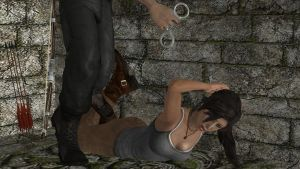 TR 2013 How to secure Lara 04 by honkus2