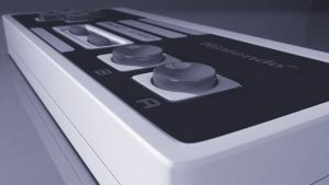 Nes Controler 3D by bdec