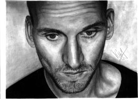 Christopher Eccleston ~ 9th doctor by BenJackie