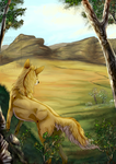 Valley view by ElementalSpirits