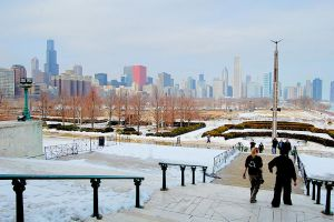 Chicago SKyline March 2008-1 by moonlightrose44
