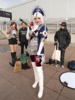 Trinity Blood MCM October 2012 by Lady-Avalon