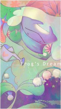 Frog's dream by paeng