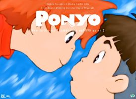 Ponyo by doll-fin-chick