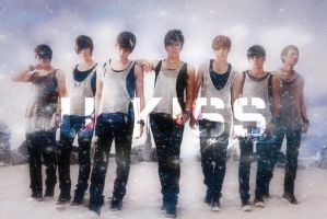 U-Kiss is back by rosycrystals
