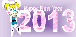 happy new year 2013 by Princess-CoCo-154
