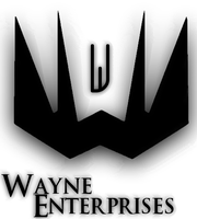 Wayne Enterprises Logo by X2Magneto