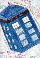 Quote TARDIS by Nocturna8896