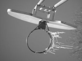 To be a basketball... by ZoulJiin