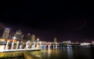 Brisbane_City_1680x1050 by la08