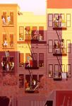 New York has more stories. by PascalCampion