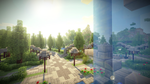 The Beauty Of Minecraft by maxiesnax