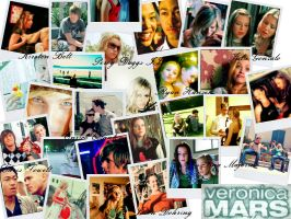 Veronica Mars Collage by lostinmanythoughts