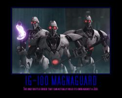 IG-100 MagnaGuard Update by Onikage108