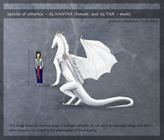 Species of otherkin - al'kantar (al'tar) - EN by Alister-Murkerry