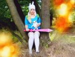 Fionna - Adventure Time by FrauKoujiro