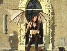 Steampunk Girl by lilam70