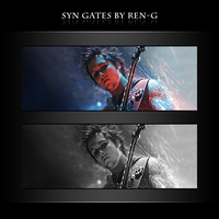 Synyster Gates Signature by ren-g