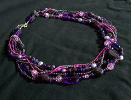 Purple Passion by CharmingChains