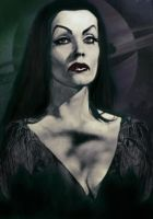 Vampira, Inclination Eyebrows by Drochfuil