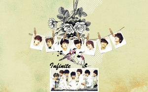 Infinite Be Mine by Sweety-B