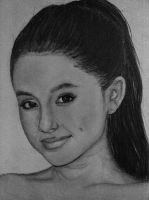 Ariana Grande by siinned101